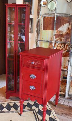 Furniture re-imagined on Pinterest Miss Mustard Seeds