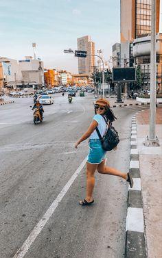 Thailand Travel | Explore Thailand | Travel Photography | Thailand Travel Guide | Travel Girls | Women who explore | Thailand Travel Inspo | Bangkok Thailand | City Travel Thailand Travel Guide, Bangkok Thailand, Travel Photography, Street View, Explore, City, Girls, Inspiration, Women