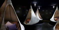 Cozy Cacoon is part hammock, part tree tent, all fun : TreeHugger
