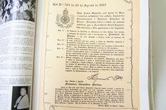 Lei Imperial 704  Câmara e a Emancipação Política do Paraná em 1853 - 13/12/2013 - Notícias - CÂMARA MUNICIPAL DE CURITIBA
