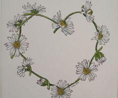Daisy chain tattoo idea
