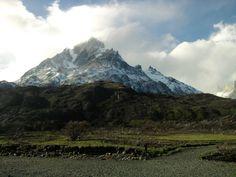 Gran montaña Paine Grande // The big mountain Paine Grande