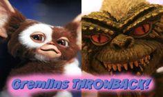 Gremlins Christmas Horror Movie Throwback | BuzzChomp Vlog