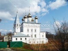 Blagoveschenskiy собор в городе Вязники - Стоковое фото © ovcerleonid #10240450