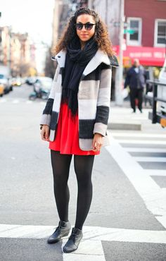 Elle Street Chic: New York, Dec. 18, 2012