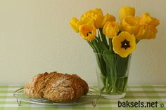 baksels.net | Lekker snel klaar: Irish Soda Bread: http://www.baksels.net/post/2013/05/05/Irish-soda-bread.aspx