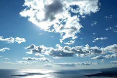 Fotografía: Marcela Villarino - Taormina Madrid, Spain, Clouds, Vacation, Outdoor, Lake Garda, You Are Wonderful, Paisajes, Places