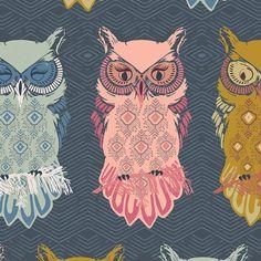 print & pattern: FABRICS - art gallery
