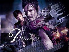 Daryl Dixon - The Walking Dead #thewalkingdead #daryldixion