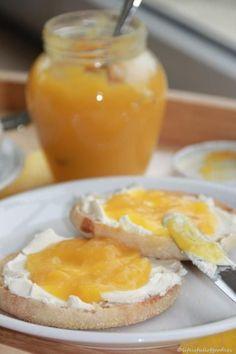 Apfel-Mango-Mus selbstgemacht #goldentoast