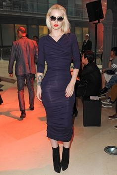 Vivienne Westwood - September 28, 2013  Iggy Azalea