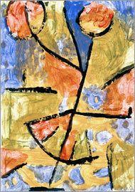 Paul Klee - Dancing Flower