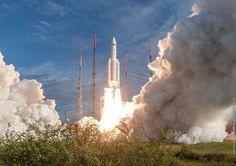 7 October 2016 - Ariane 5 launch