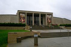 Truman Presidential Library in Independence, MO, near Kansas City Great Places, Places Ive Been, Places To Visit, Presidential Libraries, Presidential Trivia, Presidents Book, North Kansas City, Independence Mo, Harry Truman