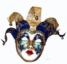 Mardi Gras Mask.  Could these be made into sconces?