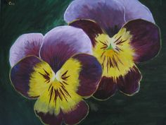 acrylic flower painting - Google Search