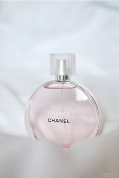 Chance by Chanel (Another one of my fave fragrances)