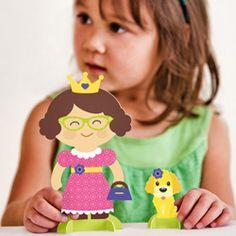 princess birthday party theme: favors Themes — Linda Kaye's Partymakers