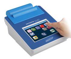 Espirómetro Datospir Touch.  Avanzado espirómetro táctil