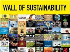 Wall of Sustainability | An Online Visual Learning Library of Awesome