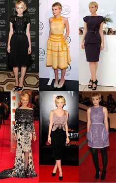 Carey Mulligan: she is too cute and always so classy