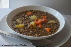 Te cuentan cómo preparan este plato desde el blog COCINANDO CON MONTSE.