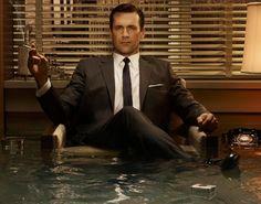 John Hamm: The elegance is not water!
