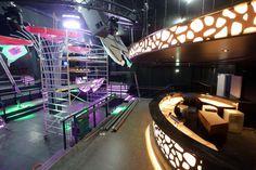 So sieht es in der neuen Disco am Klingenhof aus