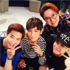 Key with GOT7 Jackson and EXO Suho ❤