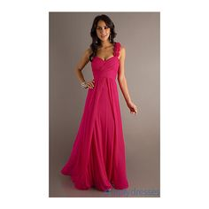 Long Formal Dress for Prom ($119) ❤ liked on Polyvore