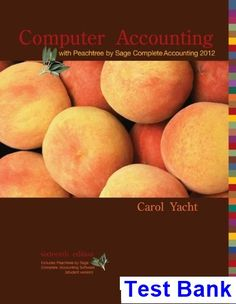Financial accounting ifrs 3rd edition solutions manual weygandt test bank for computer accounting with peachtree by sage complete accounting 2012 16th edition by yacht fandeluxe Images