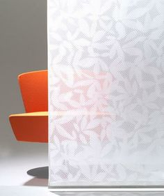 CLAESSON KOIVISTO RUNE :: LEAVES :: curtain fabric :: Almedahls 2003 :: Sweden :: TEXTILE