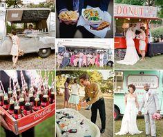 leuk om aan een bruiloft een festival kant te geven