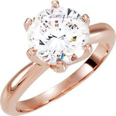 LOVE this! Might change the band of both of my engagement and wedding ring to rose gold! ;)