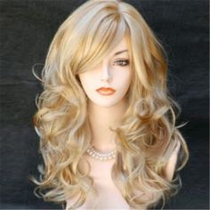 >>>BestFashion Sexy women wigs ombre natural hair heat resistant synthetic wigs high quality long curly wig 70cm blonde wig cosplay Fashion Sexy women wigs ombre natural hair heat resistant synthetic wigs high quality long curly wig 70cm blonde wig cosplay high quality product...Cleck Hot Deals >>> http://thisshopping.cloudns.hopto.me/32418107811.html images