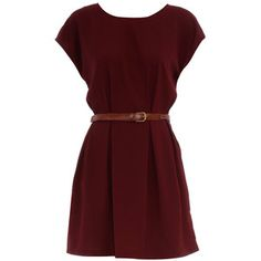 i like this with the skinny belt!