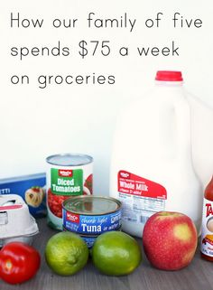 Thirteen Ways I Keep Our Grocery Bill Low