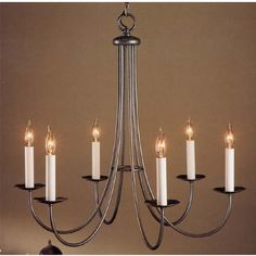 Design Line  Iron Chandelier