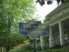Bird-In-Hand, Pennsylvania