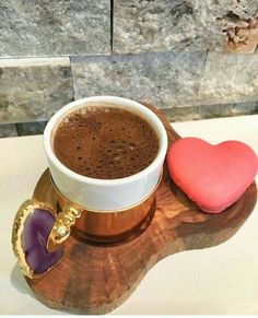 Pin by mona moni on mirëmëngjes! in 2019 Brown Coffee, Coffee Love, Coffee Break, Coffee Coffee, Good Morning Tea, Morning Coffee, Cocoa Tea, Buenos Dias Quotes, Turkish Coffee