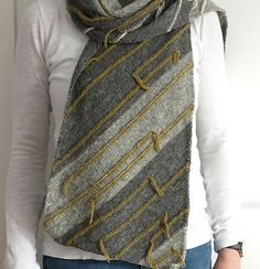Ravelry: Project Gallery for Broken lines pattern by ANKESTRiCK