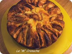 Il mio tutorial sulla preparazione della torta con ricotta mele e cannella #recipe #food