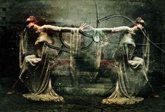 """""""divided"""" fotokunst ved Rene Asmussen fotografi. https://www.facebook.com/fotografreneasmussen"""