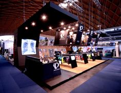 Stand from The Inside stand building at Eurobike in Friedrichshafen, Germany - 150 m2