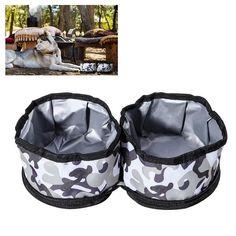 Porte-bols De Table Avec Bols En Plastique Pour Chiens Et Chats Fuss-dog Pet Supplies