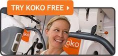 First Automated, Unlimited Personal Trainer!!! 30min strength training and 15 min cardios!!!