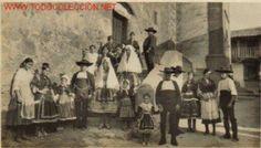 Fotos antiguas #Lagartera