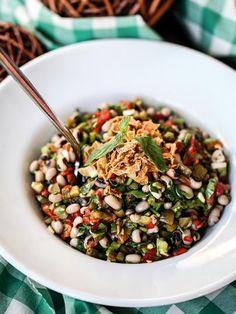 Börülce salatası Tarifi - Diyet Yemekleri Yemekleri - Yemek Tarifleri