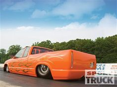 Big Block Custom 1996 Chevy S10