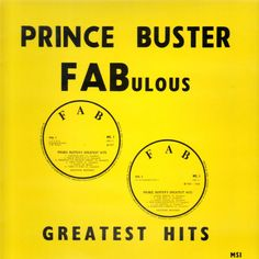 Prince Buster - Fabulous Greatest Hits  [1968]
